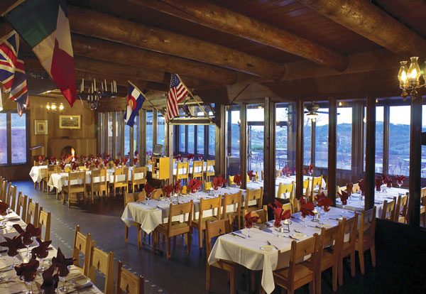 The Fort Main Dining Room