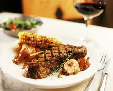 New York Strip Steak