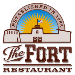 The Fort Restaurant Icon Logo