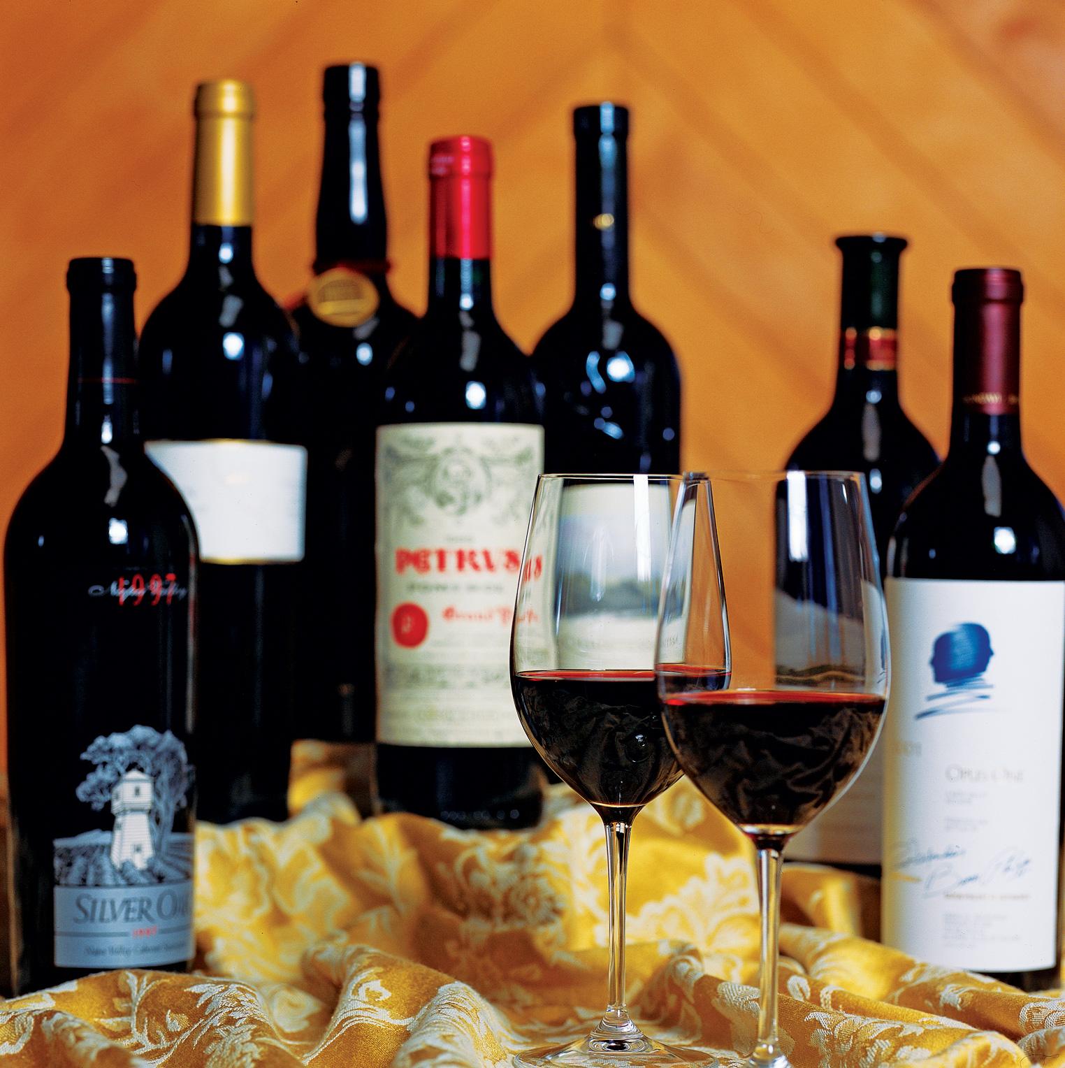 Wine-enhanced
