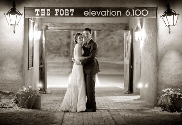 Weddings at The Fort