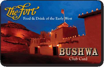 Bushwa Club Card