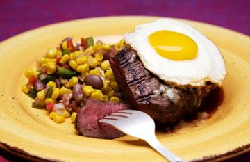 Incorrect Steak