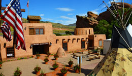 The Fort Courtyard
