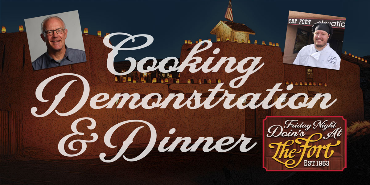 Cooking Demonstration and Dinner with Bill St. John and Ian Stewart-Shelafo