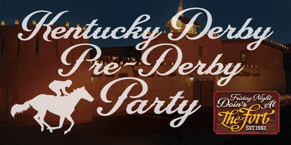 Kentucky Derby Pre-Party Party