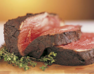 The Fort Bison Prime Rib