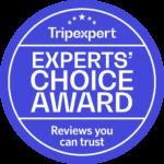 Trip Experts Choice Award badge